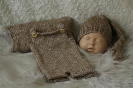 3 Delige newborn set (pre order)