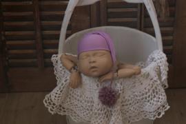 Slaapmutsje lavendel