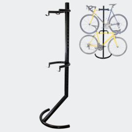Fietsenrek regelbaar ophangsysteem max. 2 fietsen 90 kg