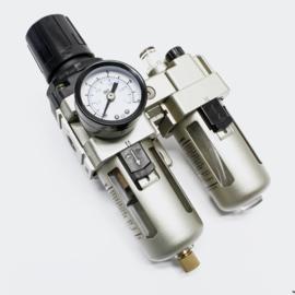 """Waterafscheider perslucht filter 1/4"""""""