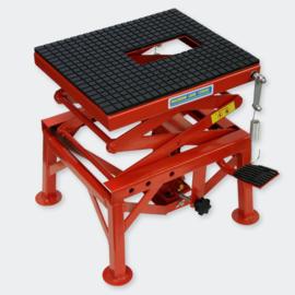 Hydraulische motorlift werkbank tot 135 kg