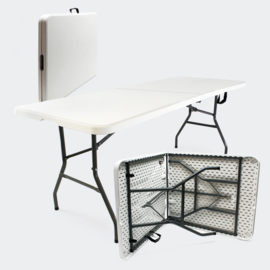 Kampeertafel opvouwbaar campingtafel 180cm