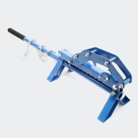 Boomstam lift heftoestel blauw voor stammen tot 50cm