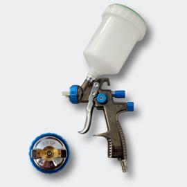 LVLP-spuitpistool met mondstuk van 1,4 mm