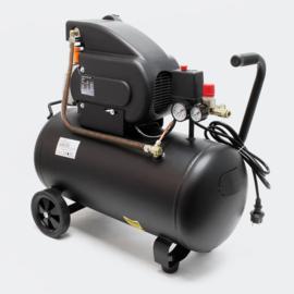 Luchtcompressor perslucht met 50L tankvolume 8 bar 200l/m