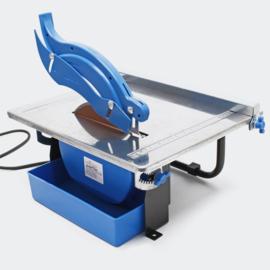 Elektrische tegelsnijder 600W 34mm / 45° + 3 snijschijven