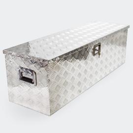 Gereedschapskist aluminium opbergkist koffer 170 liter