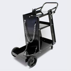 Mobiele laswagen laskar zwart