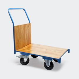 Platformkar magazijnkar transportkar 740x500mm tot 180kg