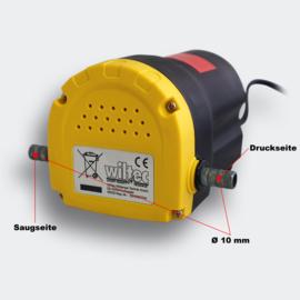 Vloeistofpomp 12V 1l/min dieselpomp oliepomp brandstofpomp