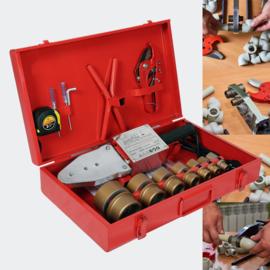 Spiegellasmachine kunststofbuis lasapparaat 2000w incl. accessoires