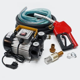 Dieselpomp zelfaanzuigend Bio-stookoliepomp 230V/550W 20-60 l/min