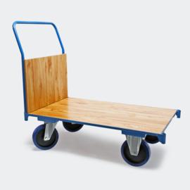 Platformkar magazijnkar transportkar 1000x600mm tot 600kg