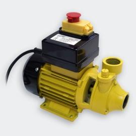 Dieselpomp niet-zelfaanzuigend Bio-stookoliepomp 230V/600W 40 l/min