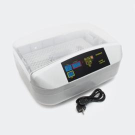 Broedmachine kweekmachine PRO 32 wit met kijkvenster