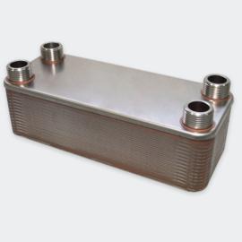 Warmtewisselaar platenwarmtewisselaar 30 platen 175 kW