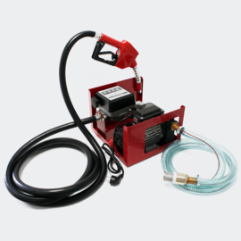 Dieselpomp zelfaanzuigend Bio-stookoliepomp 230V/750W 80 l/min