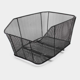 Fietsmand bagagedrager zwart 42x29x20cm