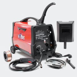 Mobiele MIG - MAG laspost met 40–120 Amp 0,6–0,8mm lasdraad