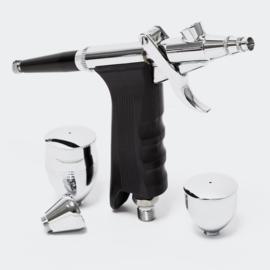 Airbrush pistool T118 dubbele actie functie