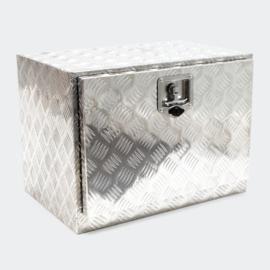 Gereedschapskist aluminium opbergkist koffer met slot