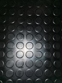 Noppenloper noppentapijt 3mm 120cm zwart per lopende meter