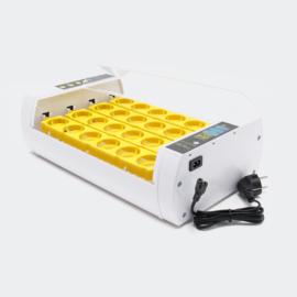 Broedmachine mini kweekmachine 24 eieren met auto keersysteem