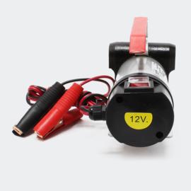 Dieselpomp zelfaanzuigend Bio-stookoliepomp 12V/160W 40 l/min