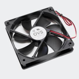 Ventilator voor NH broedmachines