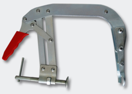 Klepveer compressor ventiel gereedschap