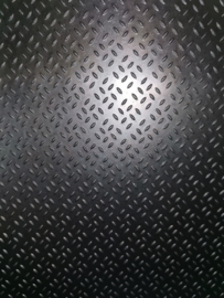 Diamantloper mini 3mm 120cm zwart per lopende meter