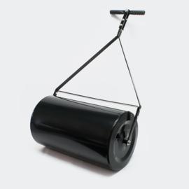 Vulbare gazonroller gazonwals 60 cm aanhanger voor zitmaaier