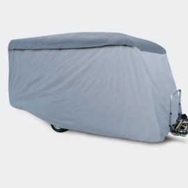 Hoes voor campers en caravans 426x225x220cm Maat S Bekleding