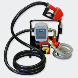 Dieselpomp zelfaanzuigend stookoliepomp 230V/600W 40 l/min