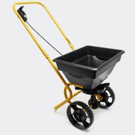 Strooiwagen tot 20kg met kunststof wielen