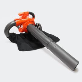 Bladblazer bladzuiger hakselaar benzine multi tool 3 in 1
