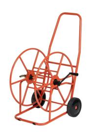 Haspelwagen professioneel tuinslang model F + 50m Alfaflex slang 19mm
