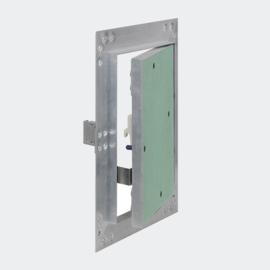 Inspectieluik toezichtsluik 25x40cm aluminium frame