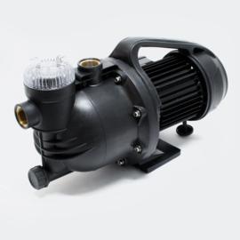 Draagbare elektrische tuinpomp + control 1100W 4600l/h