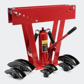 Buigmachine hydraulische plooimachine buizen 12t