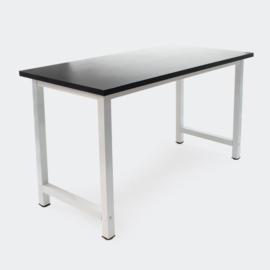 Werktafel computertafel kantoor 120x60x74cm zwart