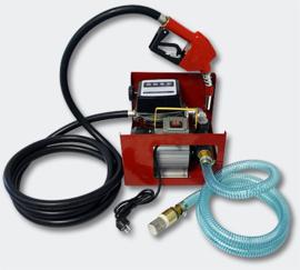 Dieselpomp zelfaanzuigend Bio-stookoliepomp 230V/550W 60 l/min