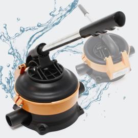 Handwaterpomp 20l/min 38mm aansluiting