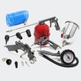 Luchtcompressor accessoires gereedschap set 13-delig