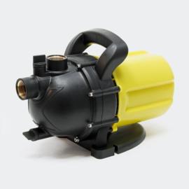 Draagbare elektrische tuinpomp + control 1200W 3500l/h