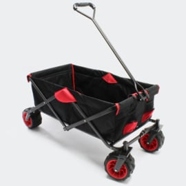 Opvouwbare handkar transportkar tuinwagen strandwagen