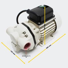 AdBlue® zelfaanzuigende pomp 40 l/min 230V/400 W