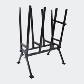 Opvouwbare zaagbok zaagpaard 760x500x1030mm met vergrendelklem