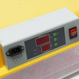 Broedmachine kweekmachine 24 eieren automatisch keersysteem