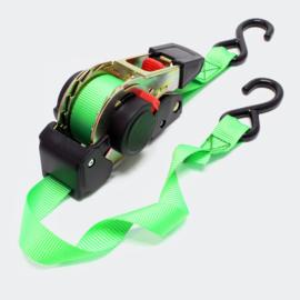 Automatisch spanband met ratel 3mx25mm 320 daN